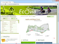 Site Oficial da Ecovia do Litoral