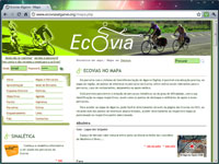 Site Oficial das Ecovias do Algarve